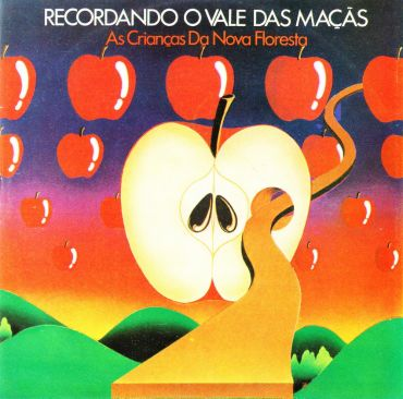 RECORDANDO VALE DAS MACAS - As Crianças Nova Floresta II (CD) Brazil-Progressive-Rock