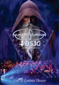 HEAVEN'S GUARDIAN - Live Goiania Theater (DVD), Brazil-Heavy-Power-Metal