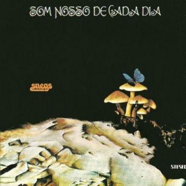 SOM NOSSO DE CADA DIA - Snegs (Digipack-2018), Brazilian Progressive Rock